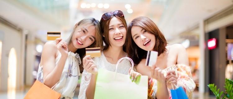 かっこいいクレジットカードは女性が持つのもおすすめ!