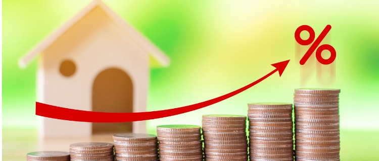 住宅ローンの金利は上がる?今後の予想と上昇リスク